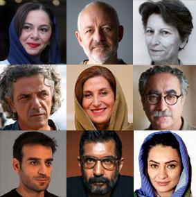 داوران جشنواره جهانی فیلم فجر 37