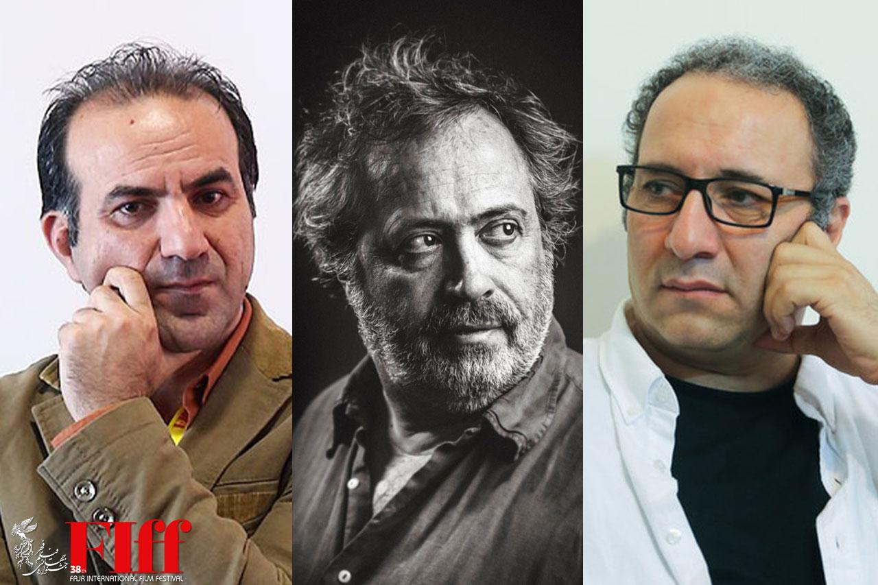 میرکریمی، ون دورمال و کاشانی؛ کارگاههای روز اول جشنواره جهانی فجر