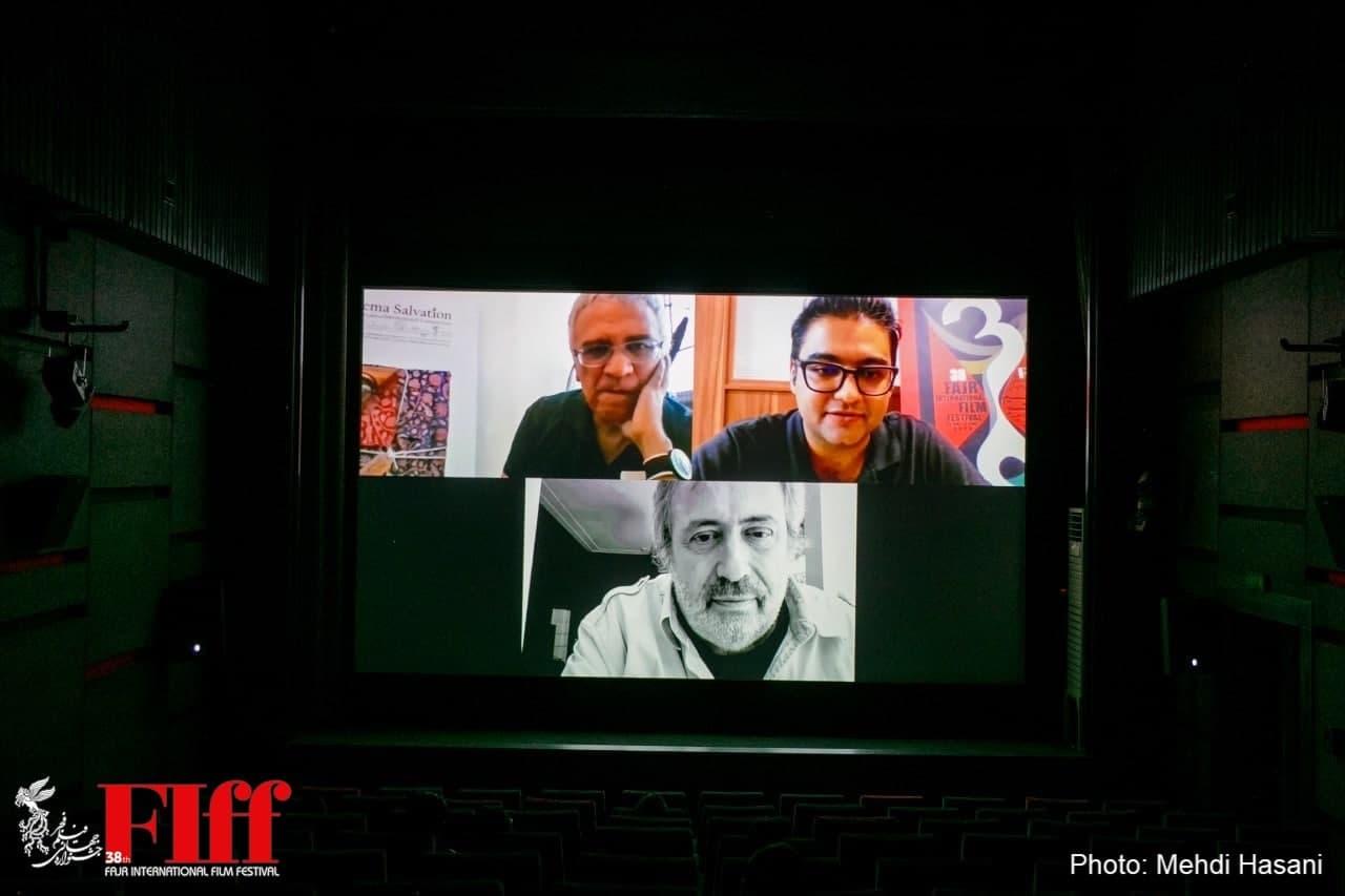 همراه با مخاطبان مسترکلاسهای جشنواره جهانی فیلم فجر