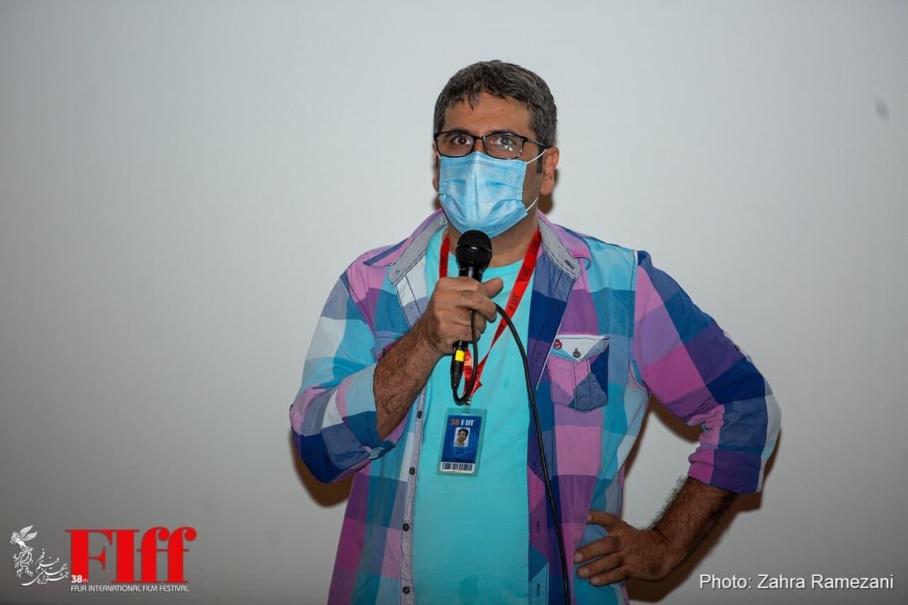 احمد بهرامی: برگزاری جشنواره برای حیات سینما لازم است/ ۸۱ بار فیلمم را دیدم!
