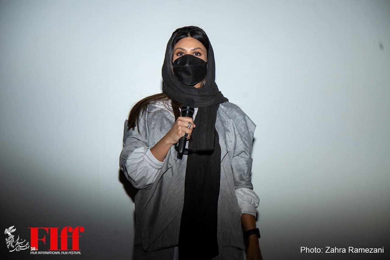 آزاده صمدی در ترکیب معرفان فیلمهای سیوهشتمین جشنواره جهانی فجر