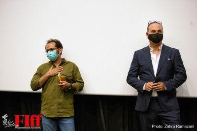 گزارش تصویری حضور عوامل فیلم «میجر» در جشنواره جهانی فجر