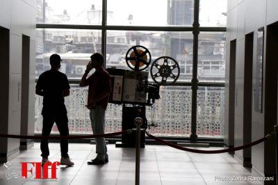 گزارش تصویری حواشی روز اول سیوهشتمین جشنواره جهانی فیلم فجر/ ۲