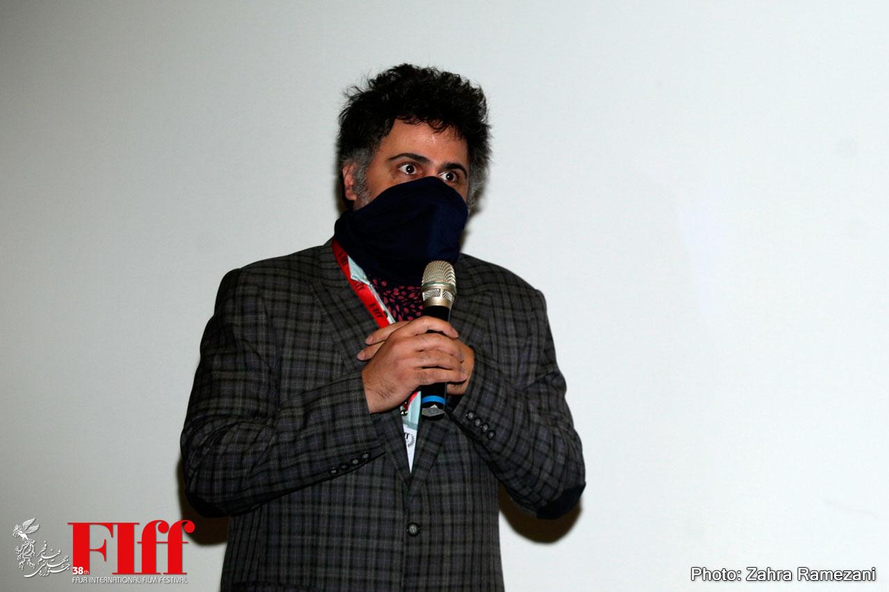 کارگردان «گیسوم» در جشنواره جهانی فجر: هنوز نوسفرم!