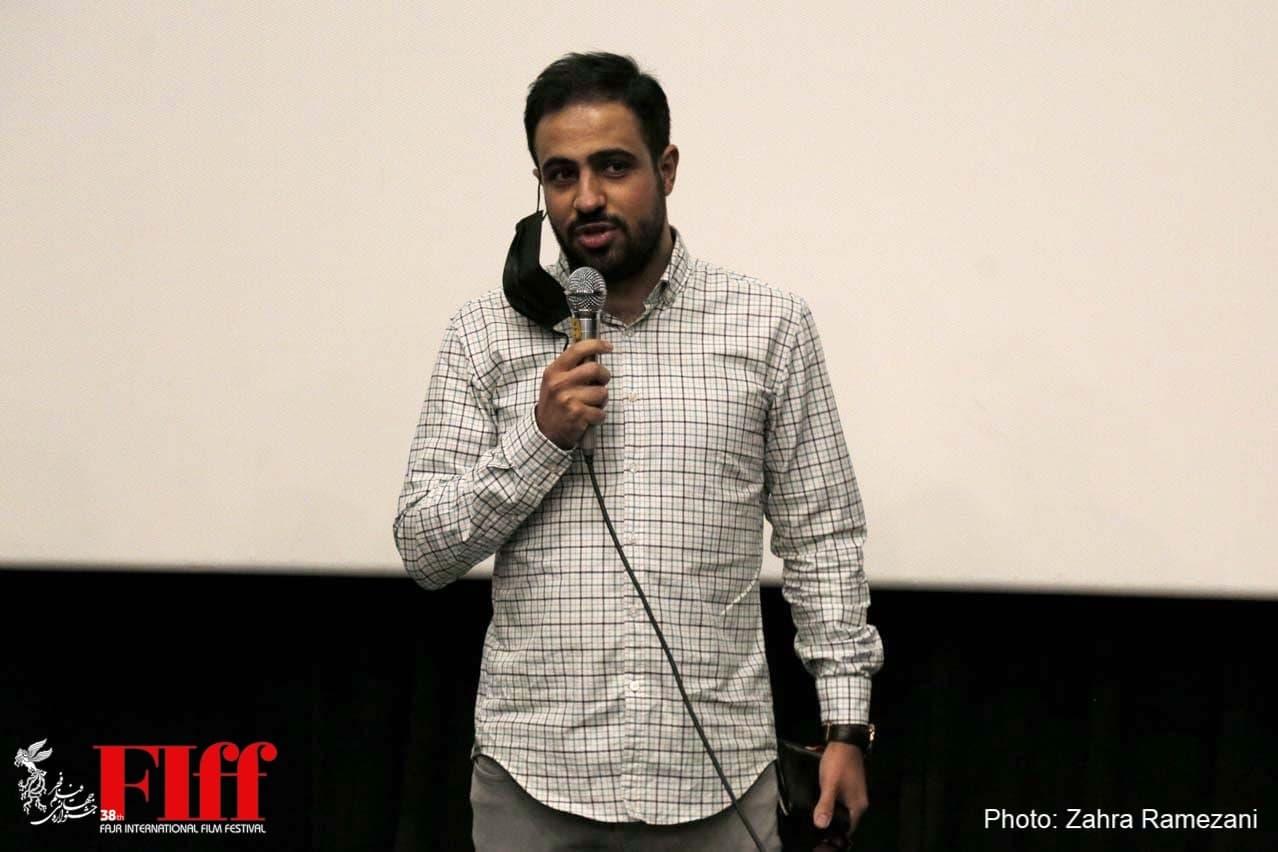 خوشحالم «صحنهزنی» در جشنواره جهانی فیلم فجر دیده میشود