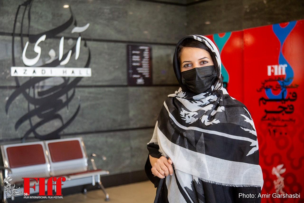 گزارش تصویری نمایش فیلم «شهربانو» در پردیس سینمایی آزادی