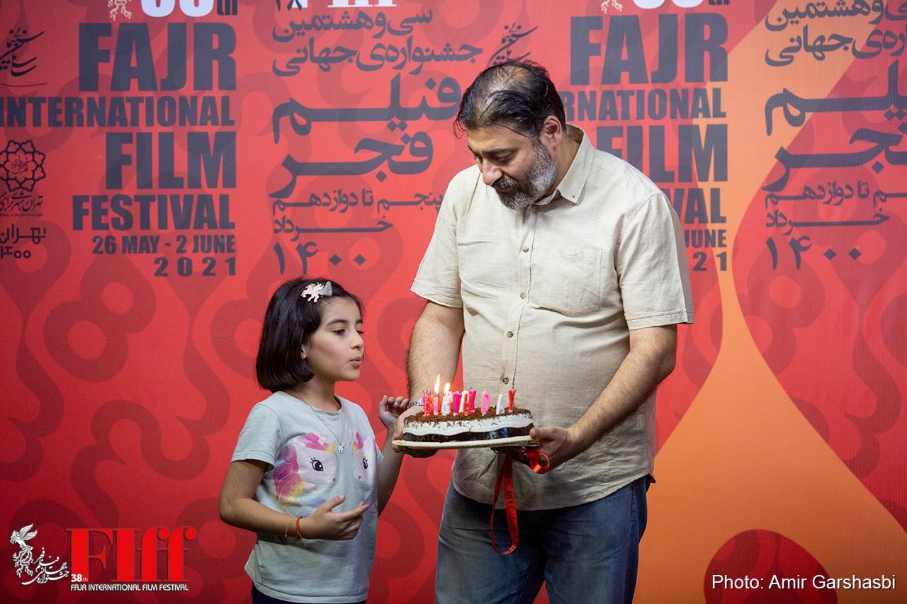 گزارش تصویری حواشی روز هفتم سیوهشتمین جشنواره جهانی فیلم فجر