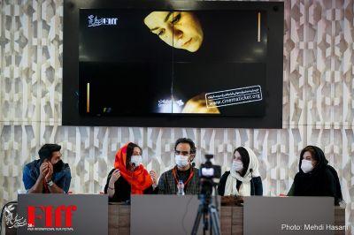 گزارش تصویری نشست خبری چهار فیلم کوتاه در جشنواره جهانی