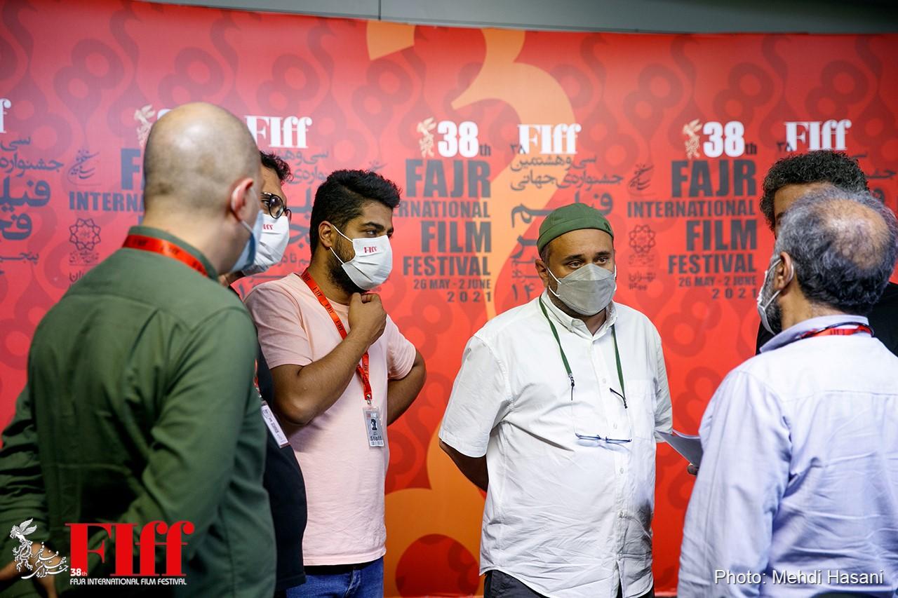 گزارش تصویری حضور میهمان در هفتمین روز جشنواره جهانی