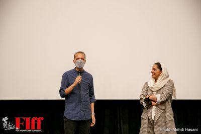 گزارش تصویری معرفی فیلمها در آخرین روز از سیوهشتمین جشنواره جهانی فیلم فجر